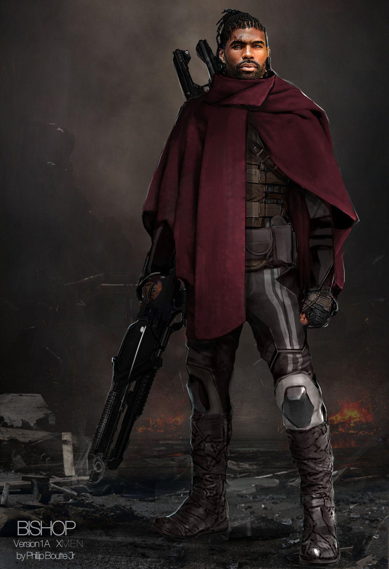 Bishop - X Men   Fantasy [Sword & Soul]   Pinterest   Sci ...