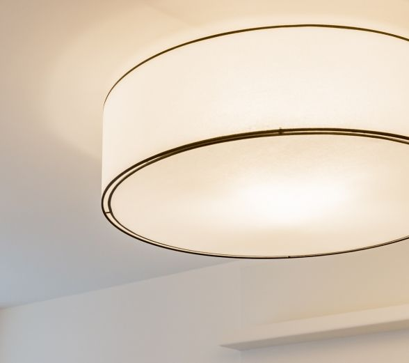 Naomi paper ceiling light