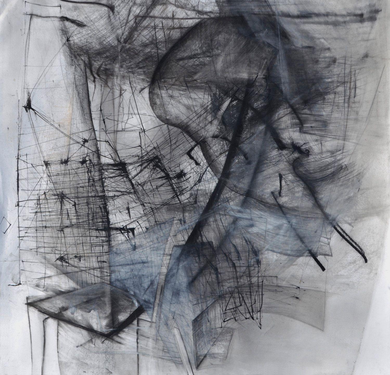 Abstract art pencil drawings original pencil drawing
