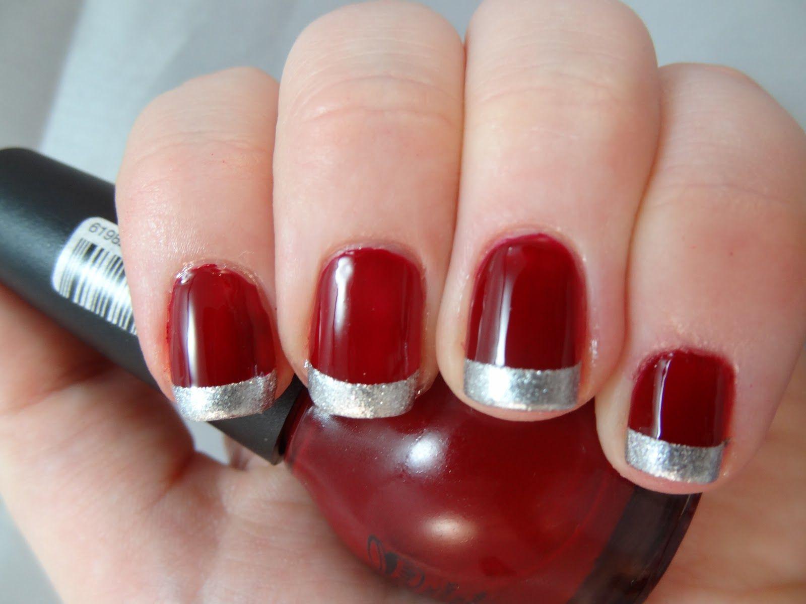 red+silver+tips+004.JPG (1600×1200) | Tin Man | Pinterest | Tin man