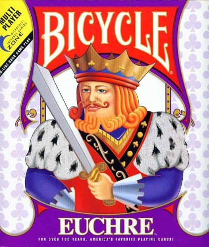 Bicycle Euchre  http://www.cheapgamesshop.com/bicycle-euchre/