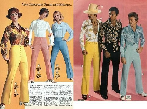 Very Important Pants And Blouses Also Those Guys Are