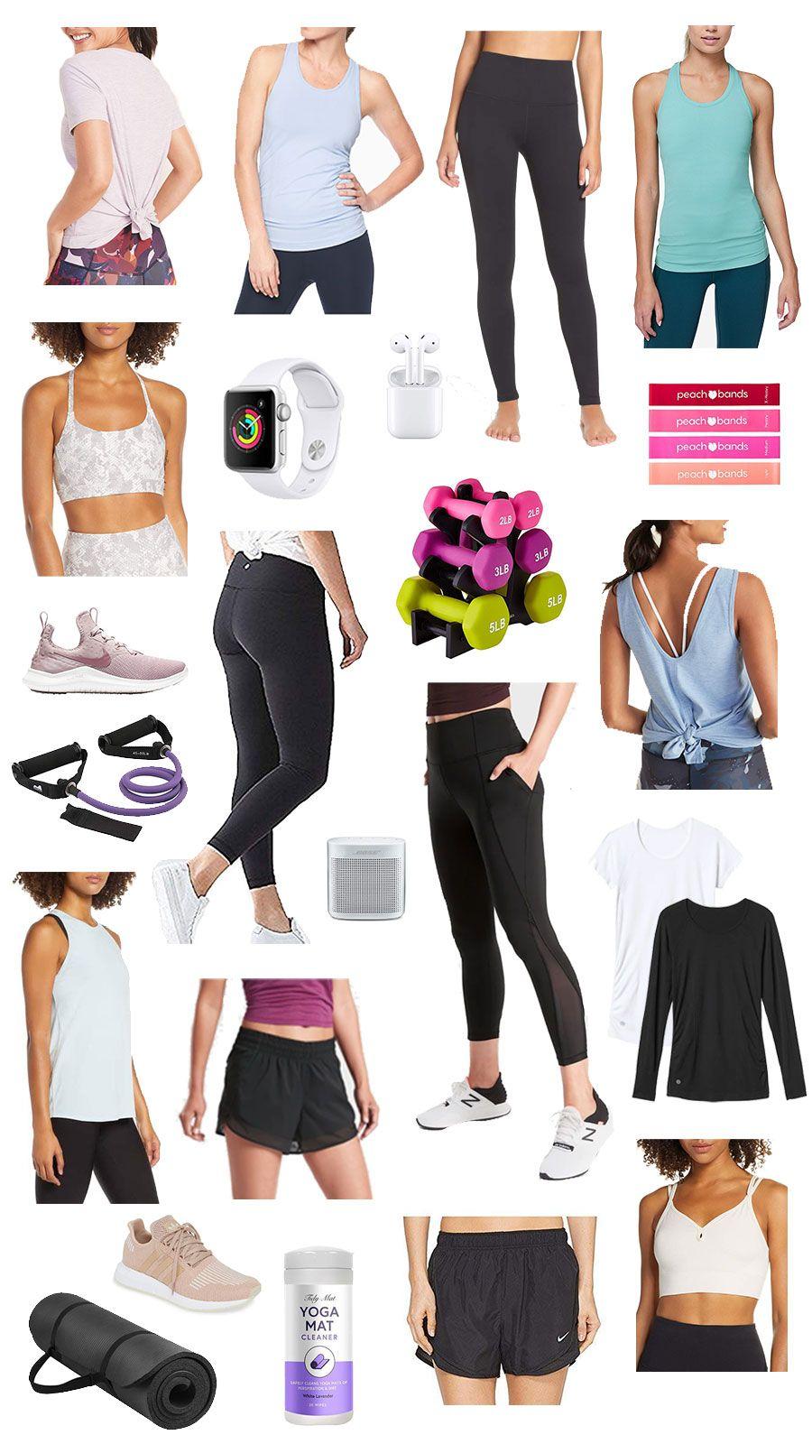 Wunschliste: Fitness Essentials | Cristin Cooper  #Cooper #Cristin #Essentials #Fitness #Wunschliste