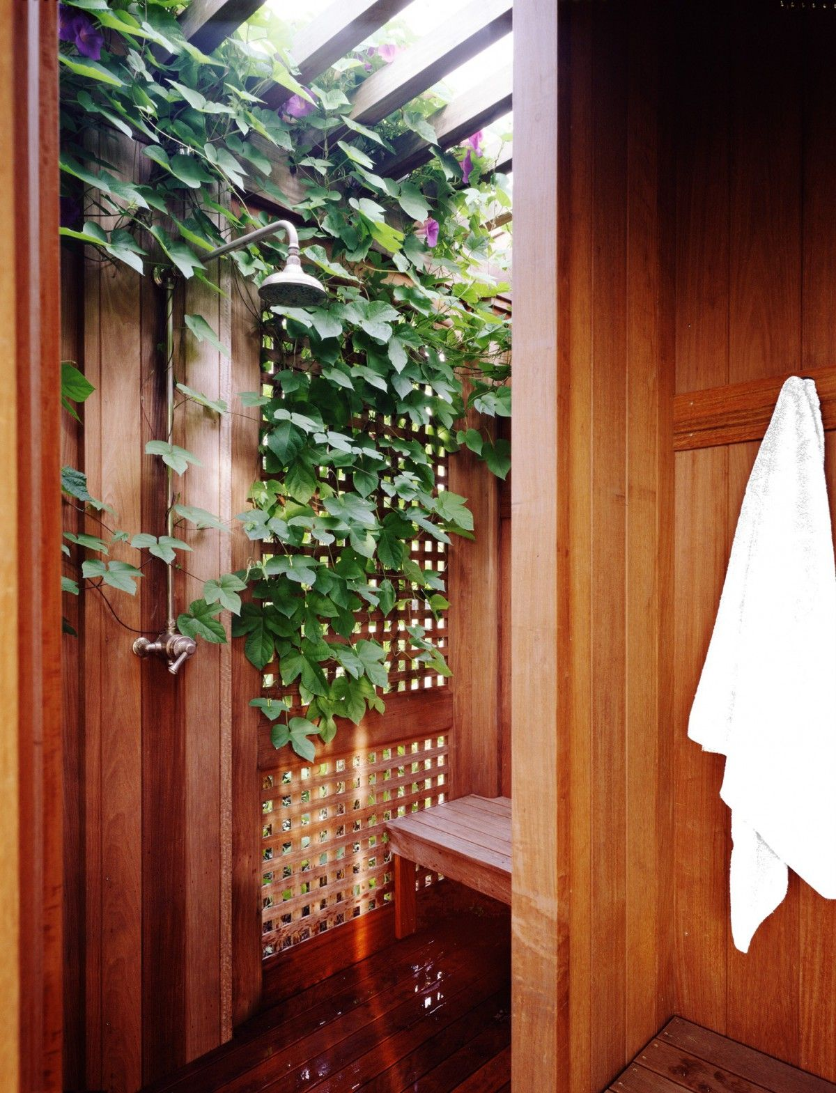 outdoor shower john b murray architect bath outdoor indoor