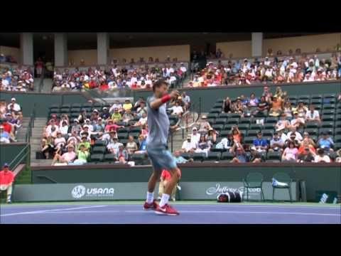 Indian Wells 2014 Top 5 Hot Shots