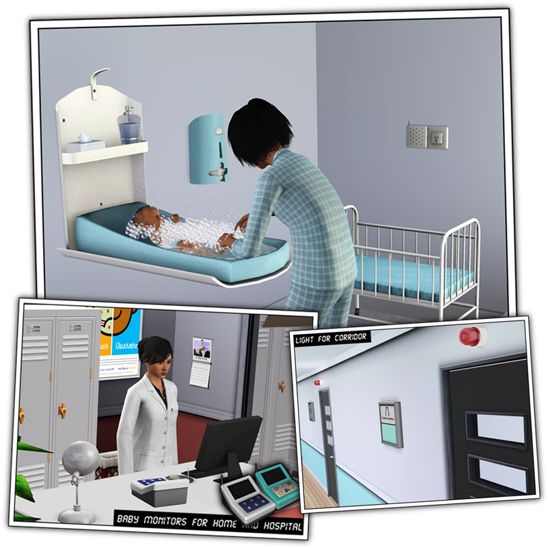 base gameep maternity wear is damn ugly around the sims maternity stuff baby monitors