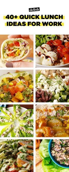 Turn Your Sad Desk Lunch Around With These Easy-To-Make Meals images