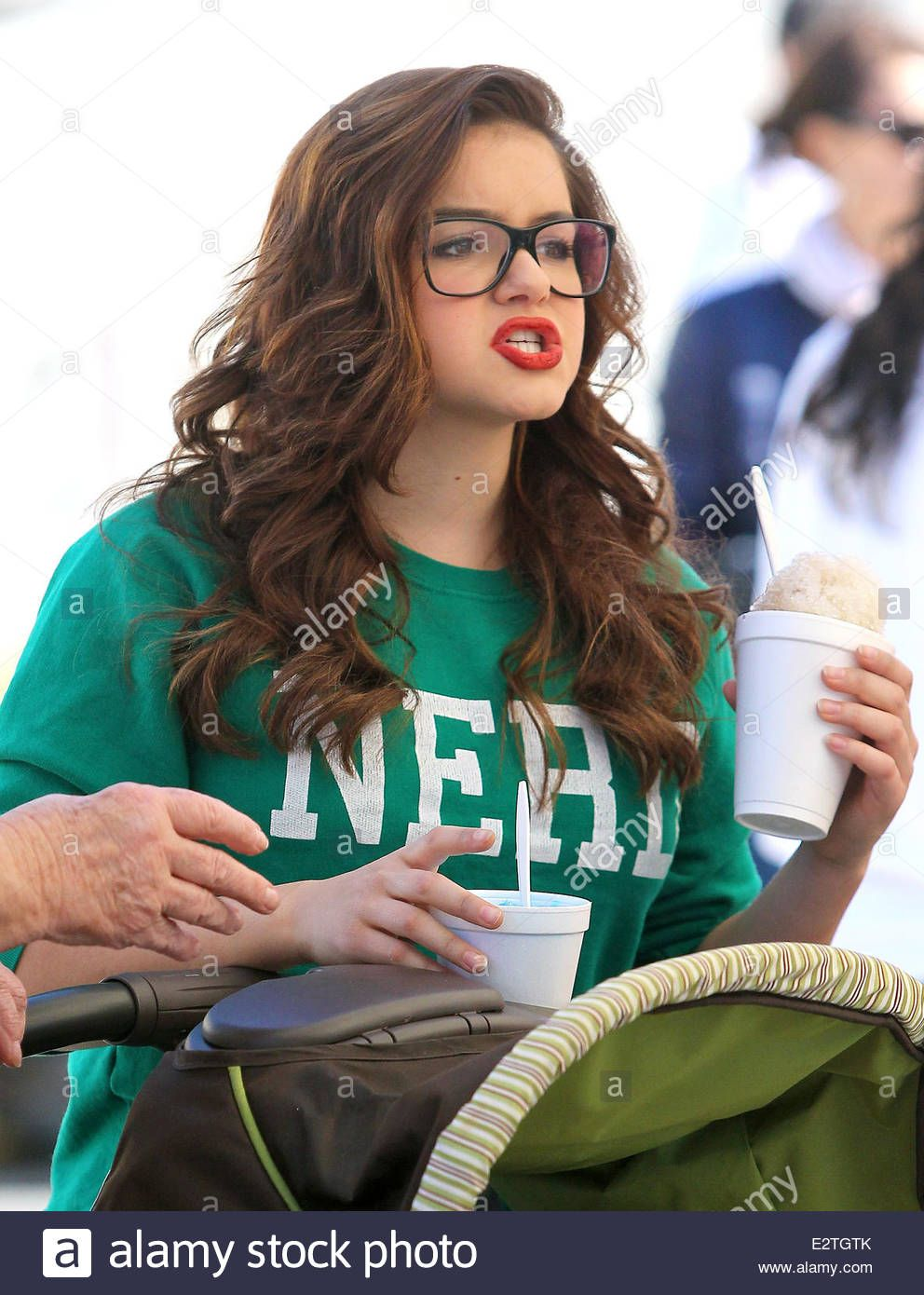 782ff47ea Download this stock image   Modern Family  star Ariel Winter ...