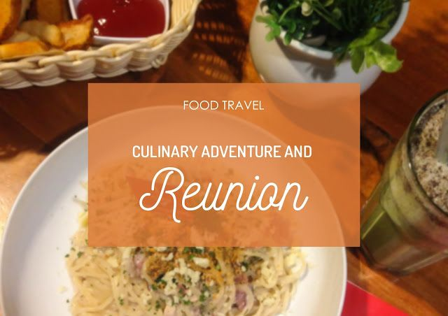 Reunion full with food! :D #FoodTravel #Food #Foodie #FoodBlogger #KulinerSurabaya #Culinary