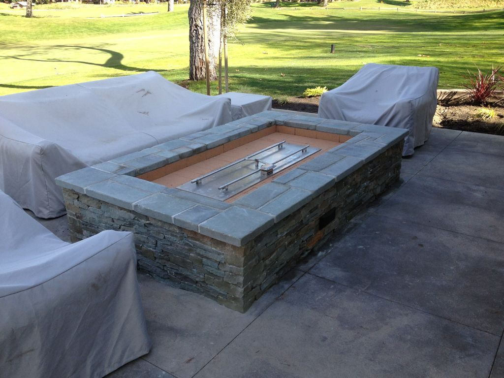 Diy Gas Fire Pit Burner With Images Gas Fire Pit Table