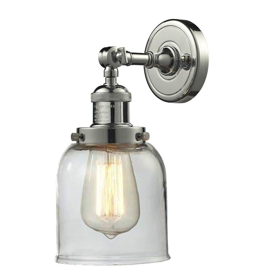 farmhouse sconce light indoor