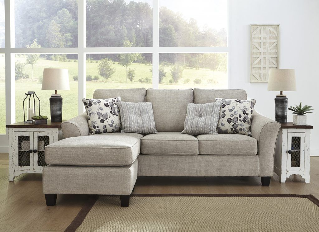 Ashley Abney Sofa Chaise Queen Sleeper Price Drop Alert Chaise