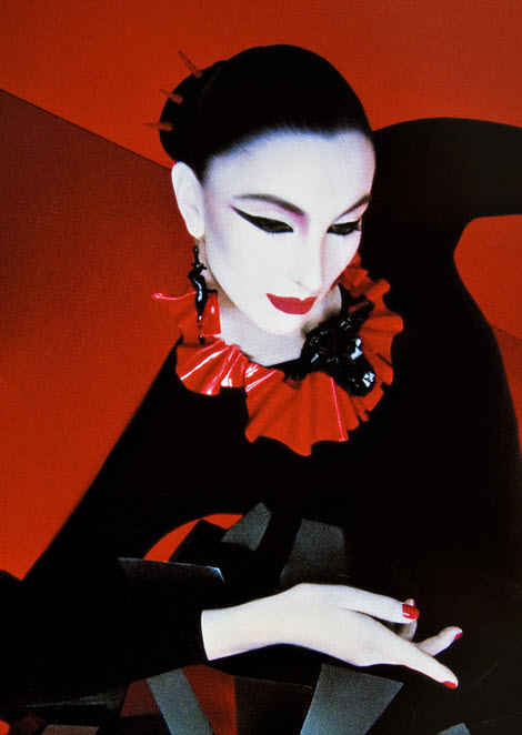 Serge Lutens Photography Exhibition Where Art Meets