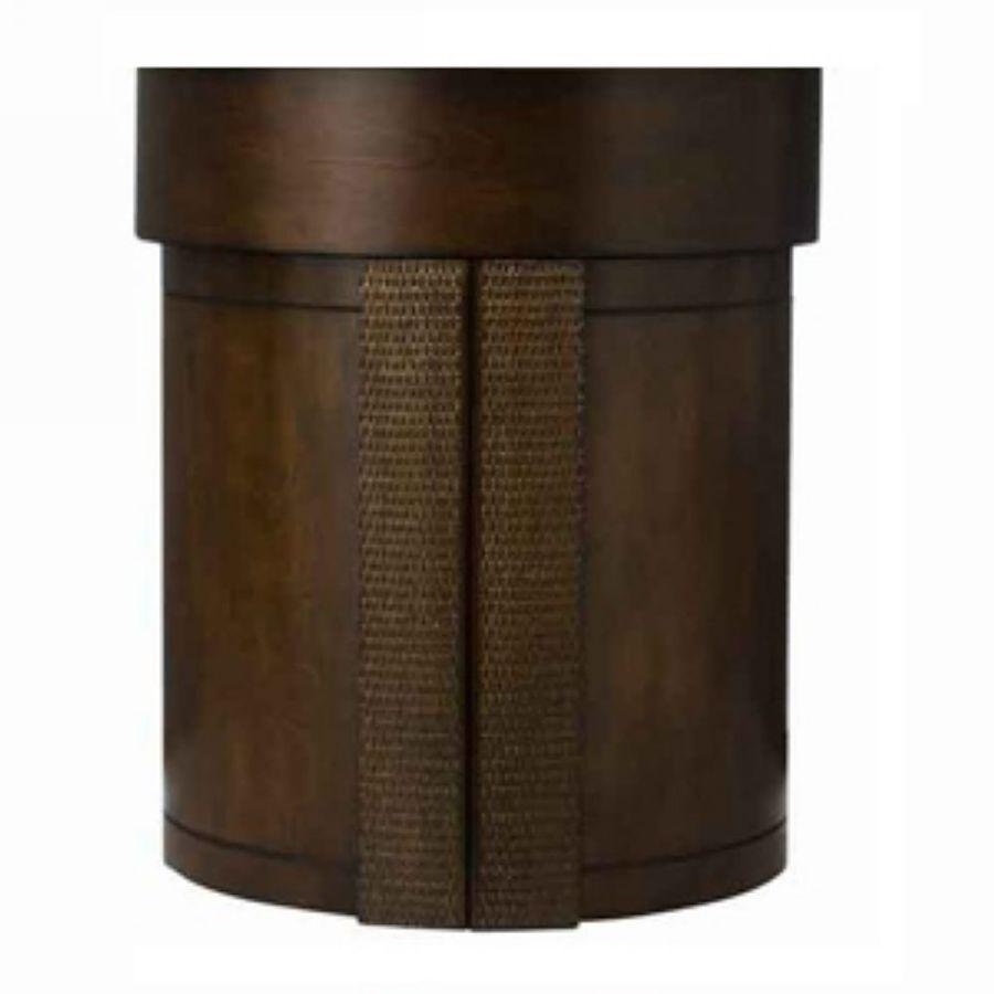 Shop American Standard Tropic 20-in x 18-in Nutmeg Traditional ...