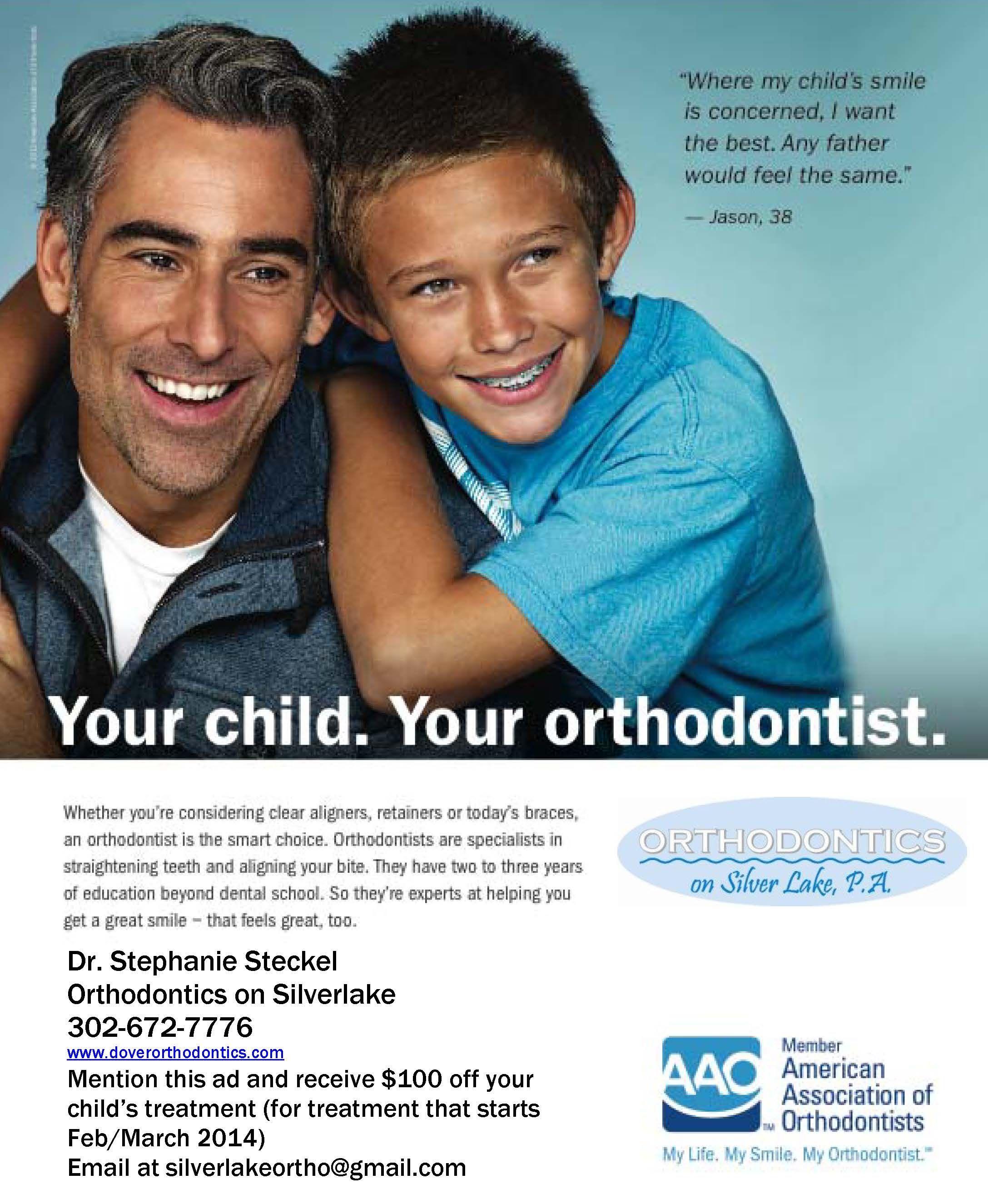 Your child, your orthodontist Orthodontics, Orthodontist