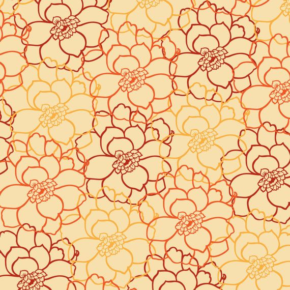 """12""""x12"""" Printed pattern vinyl sheet - adhesive backed - scrapbooking, hobby, cutter, crafts on Etsy, $3.99"""