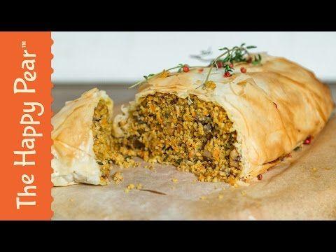 Vegan wellington vegetarian vegan christmas recipe youtube vegan wellington vegetarian vegan christmas recipe youtube forumfinder Images