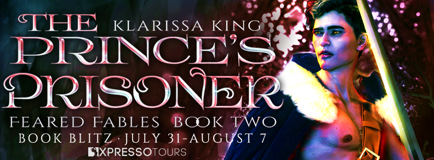 The Prince S Prisoner By Klarissa King Blitz And Giveaway Books Book Blog Prison