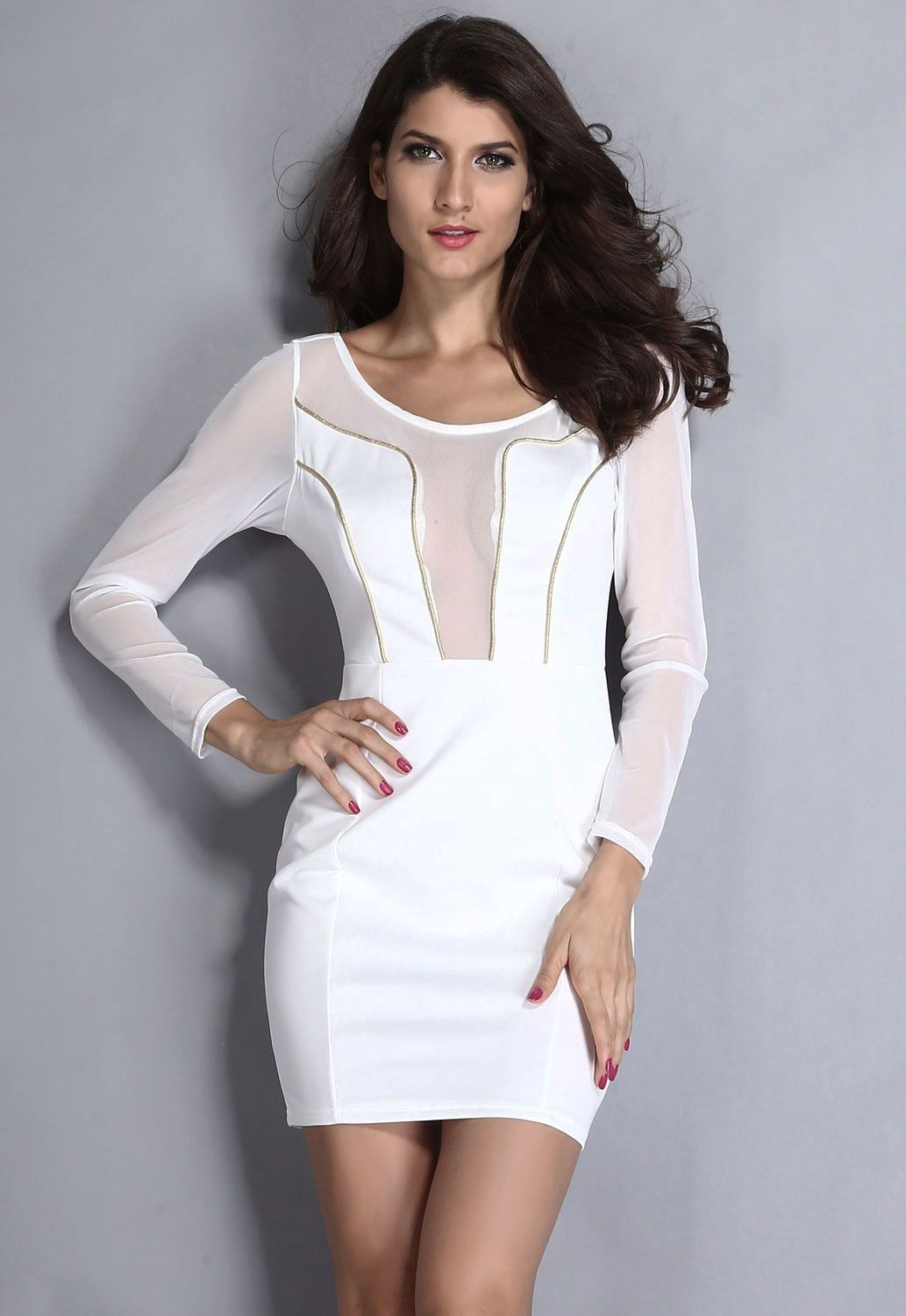 best images about peekaboo mesh cut out dresses on pinterest