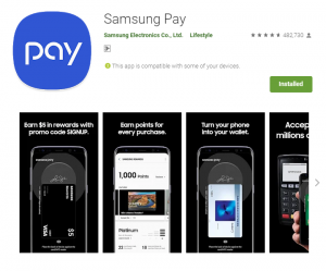 Samsung Pay App Mobile Payment App Amp Digital Wallet Noloji Com Samsung Pay Mobile Payment App Mobile Payments