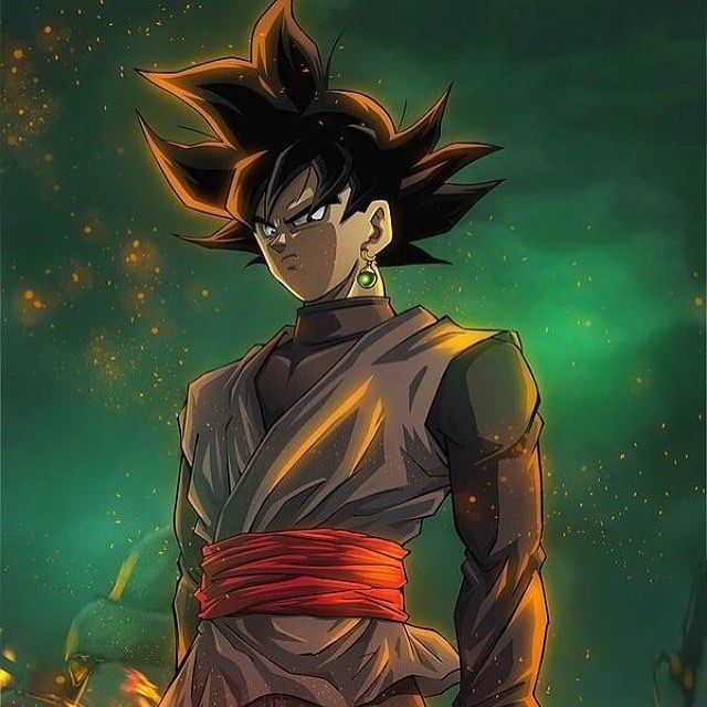 Black Goku Is The 'Dragon Ball Super' Character You Don't