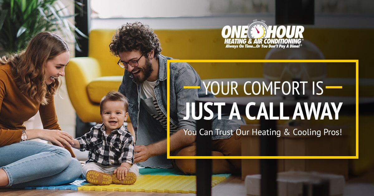 Pin by One Hour Heating & Air Conditi on WINTER Hvac