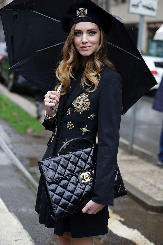 dc340146e4b3d0 The Many Bags of Chiara Ferragni - PurseBlog | Chanel et Chanelesque ...