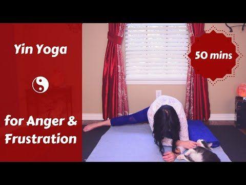 yin yoga for anger  frustration  liver meridian  hips