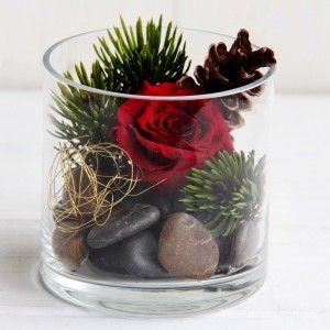 rose éternelle hivernale | preserved flower | pinterest