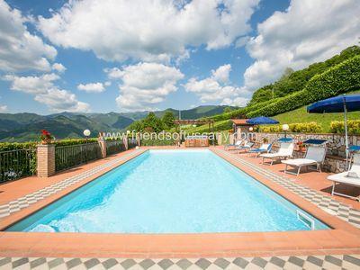 Photo of 5 roms villa i Toscana med privat basseng, boblebad og Wi-Fi