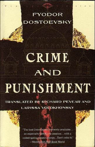 Crime and punishment vintage classics fyodor dostoevsky richard reading lists fandeluxe Images