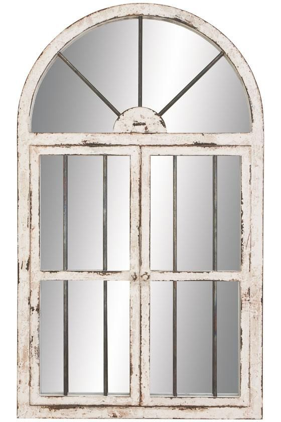 Harrison Window Mirror   Wall Mirrors   Home Decor | HomeDecorators.com  Above The Stairs