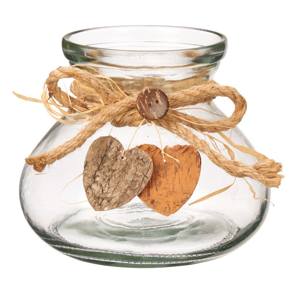 Material Glas Holz Bast Verschiedene Grossen Geschenk Deko Schreibwaren Deko