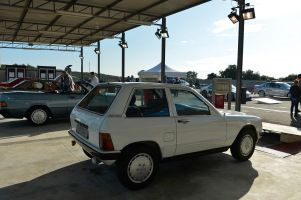 A look at the experimental Mercedes-Benz 190E Stadtwagen