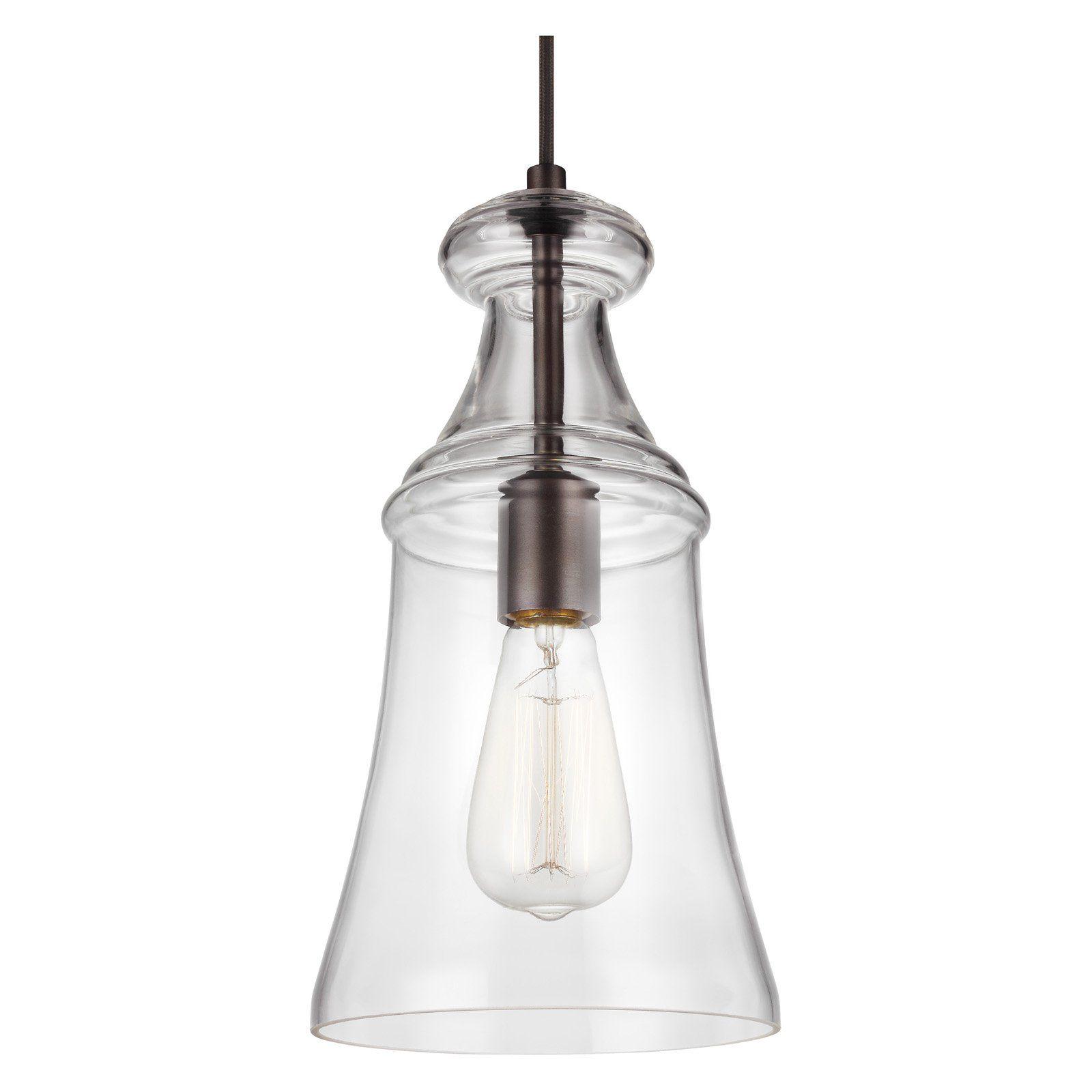 Feiss Doyle 7 In Mini Pendant Light Mini Pendant Lights