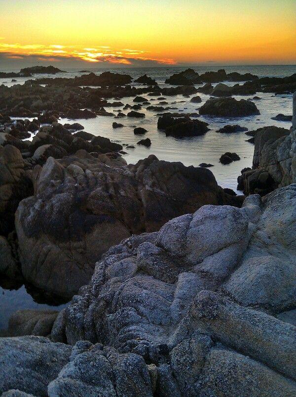Point Pinos, California
