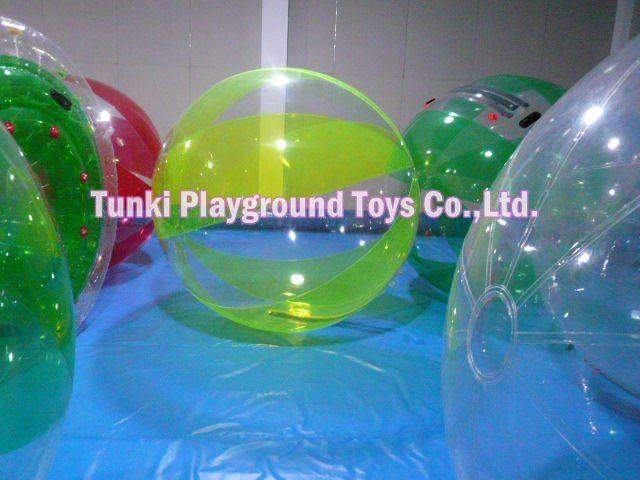 Inflatable Human Hamster Ball Ball Water Play Equipment