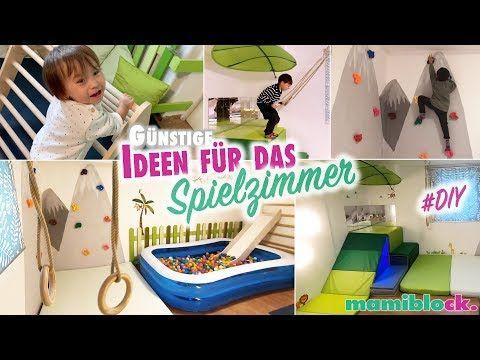 Günstige Ideen für das Spiel und Kinderzimmer 🐒🌴 DIY