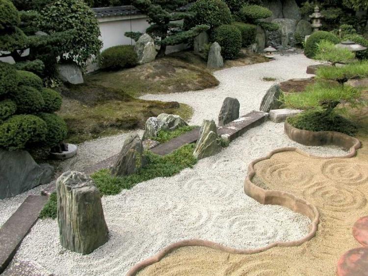 Jardin feng shui – conseils d\'aménagement réussi | Aménagement de ...