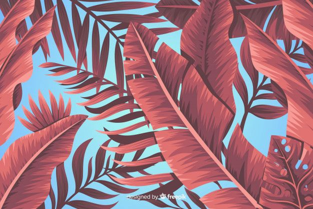 Download Tropical Flower Background for free
