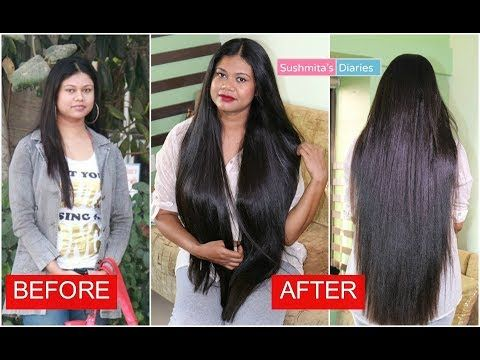 This Is What Rice Water Did To My Hair Results Amp Experience Sushmita 39 S Diaries Youtube Thick Hair Styles Hair Growth Oil Hair Growth Secrets