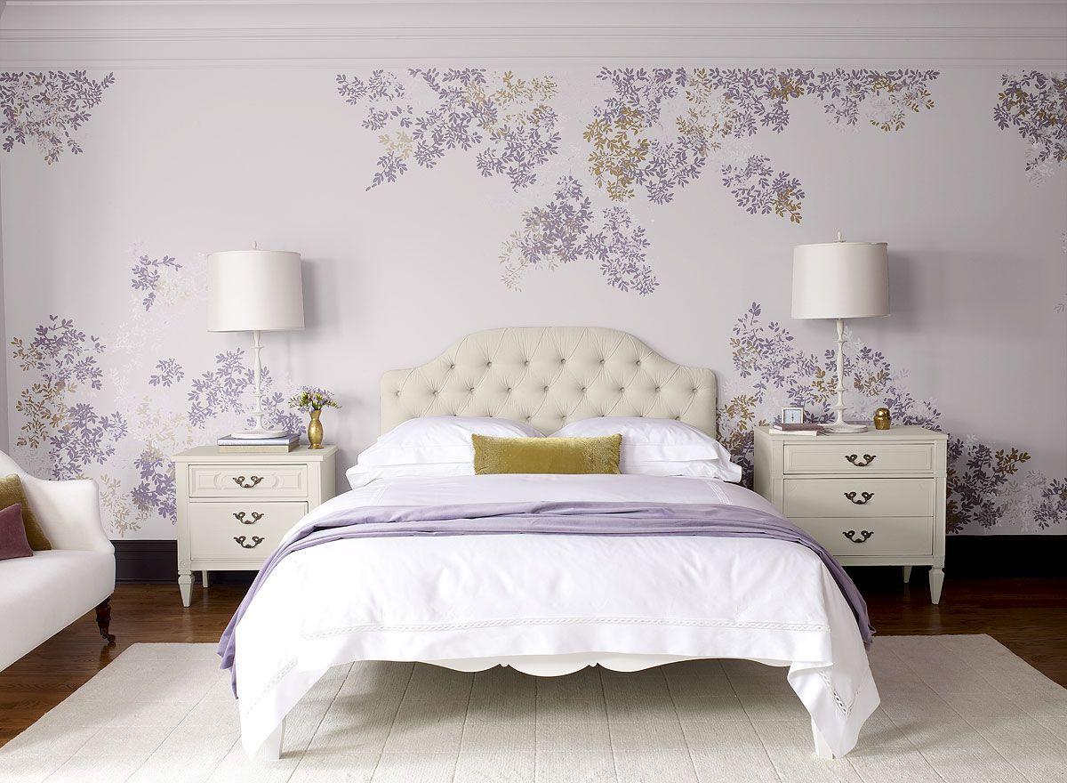 bedroom color ideas inspiration bedroom ideas pinterest rh pinterest com pale purple grey bedroom pale purple bedroom paint
