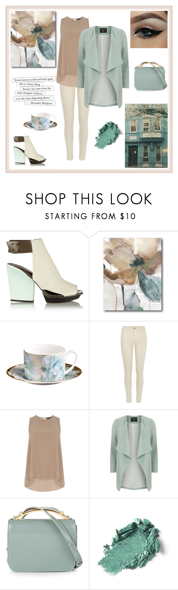 """""""Untitled #242"""" by non-mi-piace ❤ liked on Polyvore featuring 3.1 Phillip Lim, Courtside Market, Roberto Cavalli, River Island, Dorothy Perkins and Marni"""