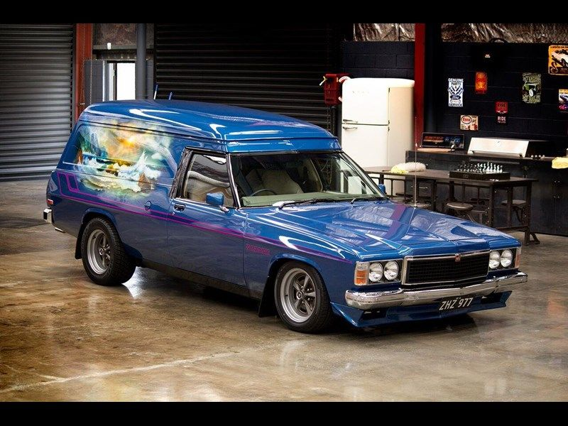 1977 Holden Sandman For Sale Aussie Muscle Cars Holden