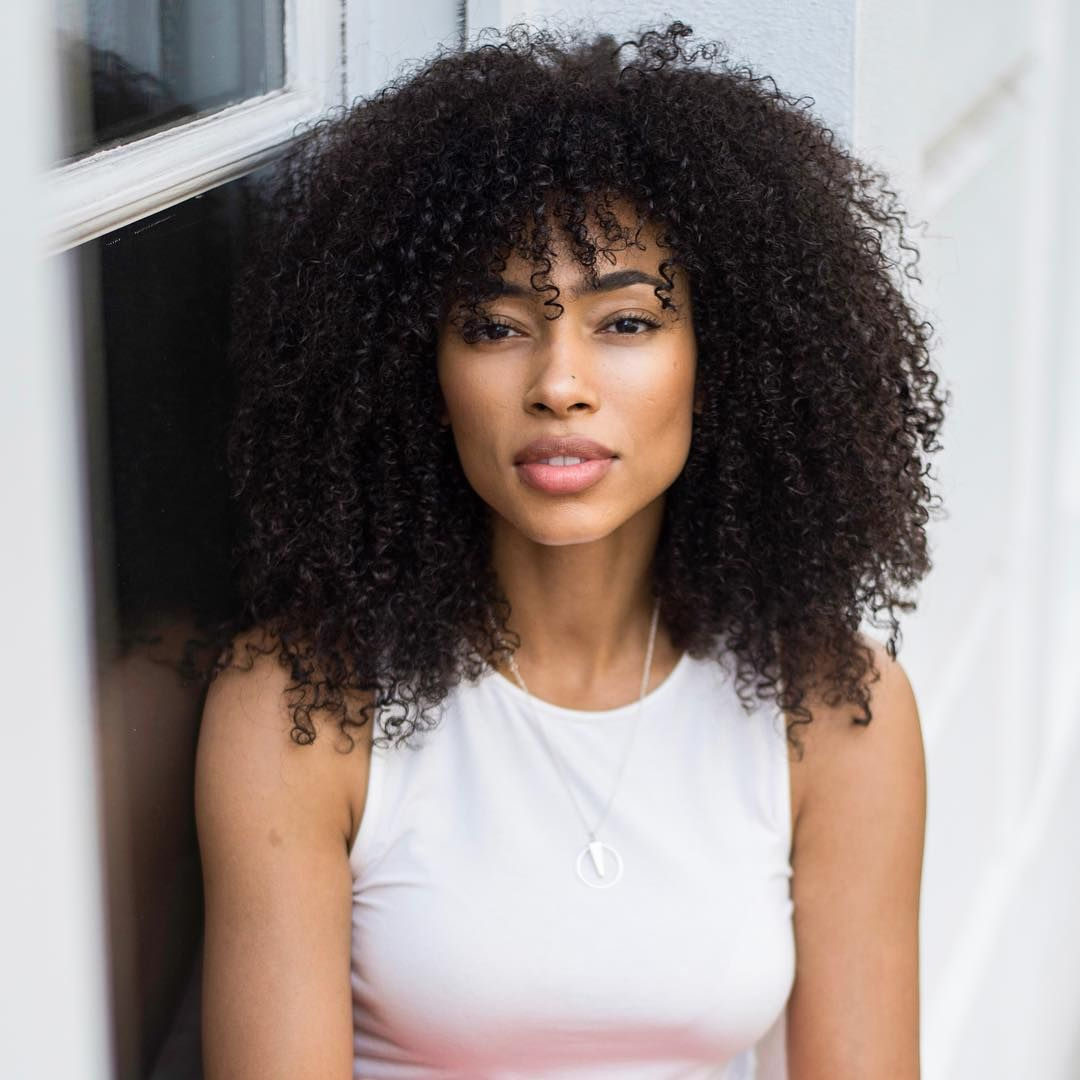 Afro Hair Natural Hair Curly Hair Curls Afro Naturally Curly