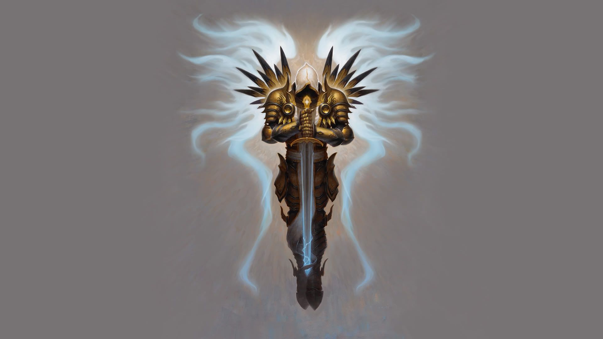 IPhone Video Game Diablo III Wallpaper ID 1024x768 3 Tyrael Wallpapers 33