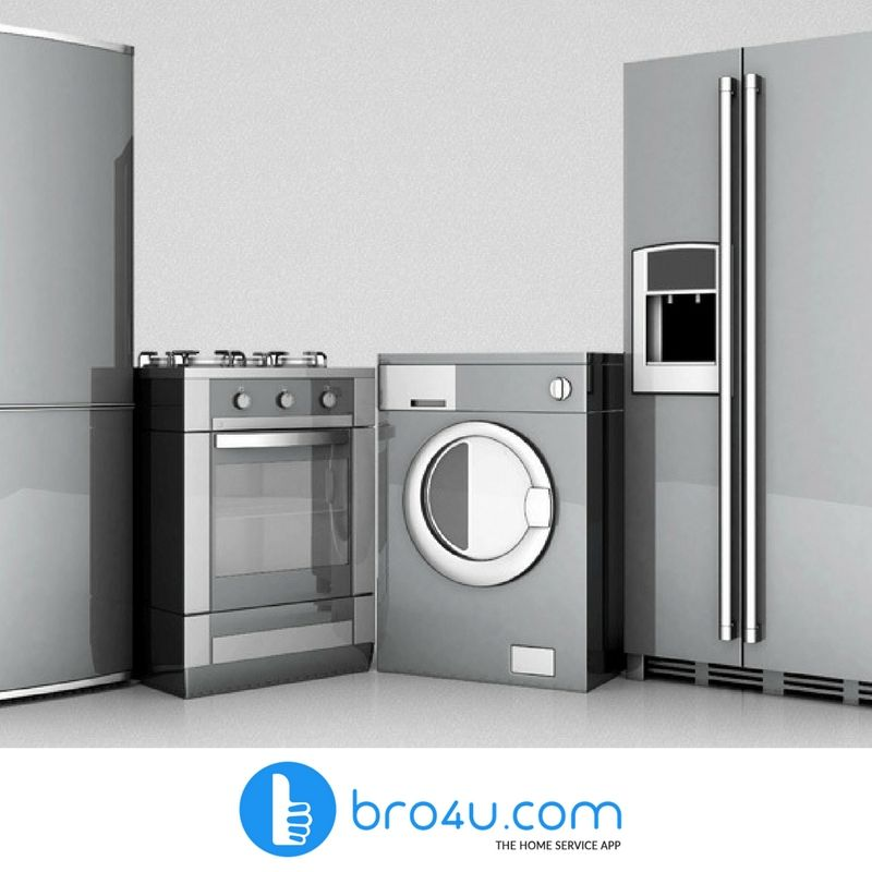 We Are A One Stop Store For All Your Appliances Repair And