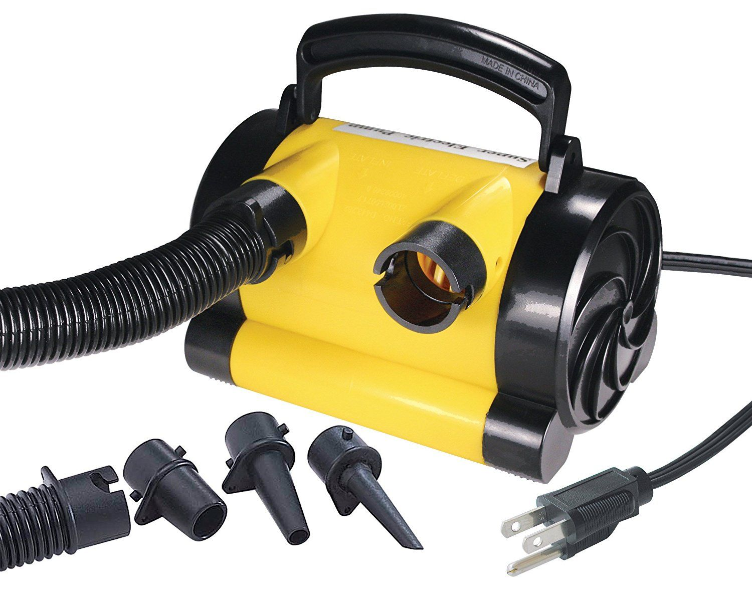 Best Air Pump for Inflatables Top 4 Air Pumps Reviewed