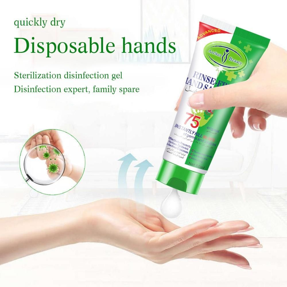 Disposable Hand Sanitizer 75 Alcohol Sterilization Bactericide