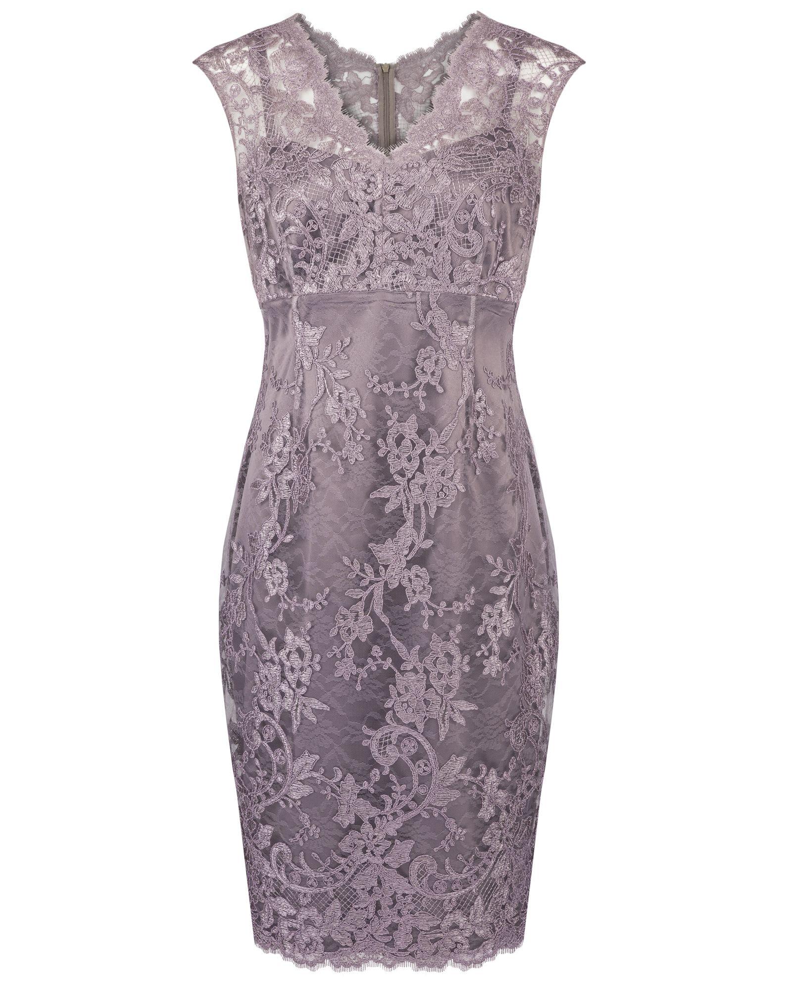 Grey wedding guest dress  Musk Corded Lace Dress Image   ChrisP  Pinterest  Dress images